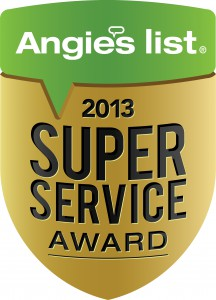 Carpet Upholstery Cleaning Service Award